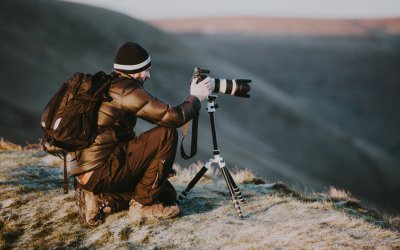 The Four Most Important Things You Need To Get Started As An Aspiring Photographer